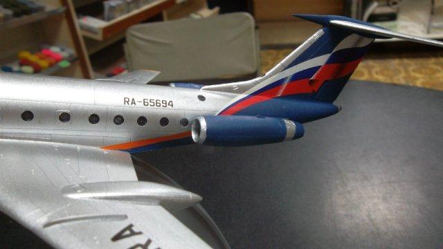 Ту-134А/Б-3, 1/144, (Звезда 7007). Ed4805b77943