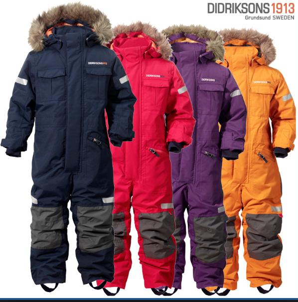 Didriksons 1913 - одежда для детей 484b57f30fd2