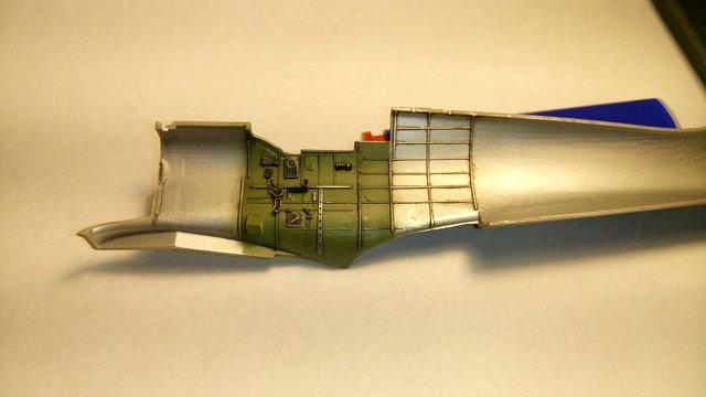 Spitfire Mk.IXc 1/48 ICM D6e2f94f7588