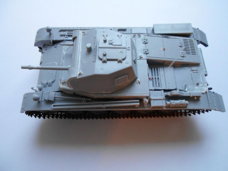 Pz.Kpfw.II Ausf.C 1/35 (Арк-модел) 1260125e7434