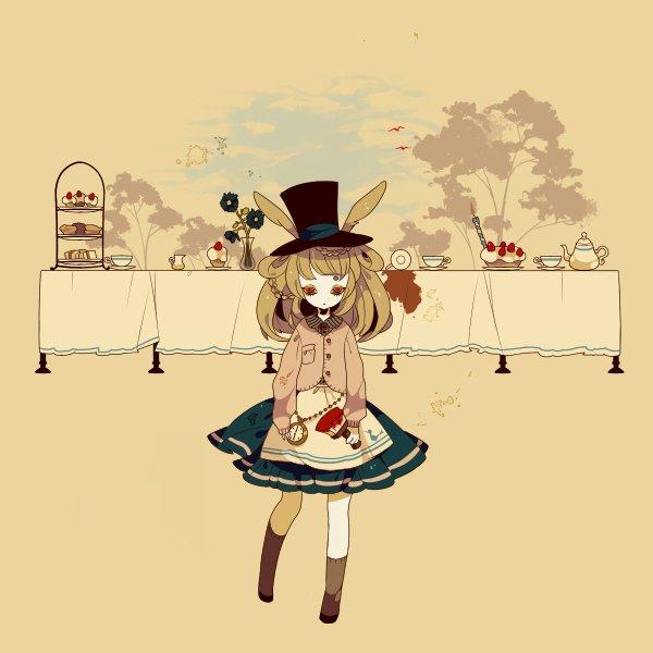 Арты на тему: 'Alice in Wonderland' 1de51adccb08