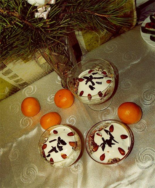 """Десерт """"Старый Новый год"""" 55f3397cfff5"""