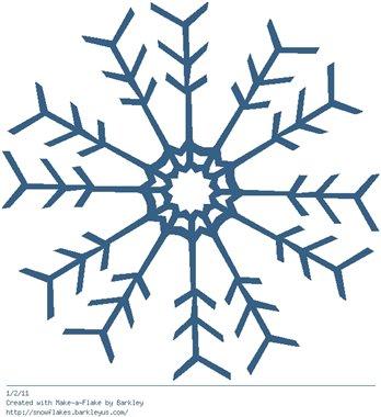 Зимнее рукоделие - вырезаем снежинки! - Страница 3 1999c561abbb