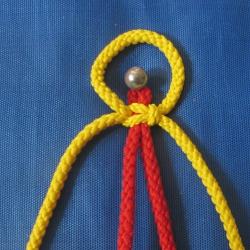 Ажурная плетёная тесьма 12e782df625b