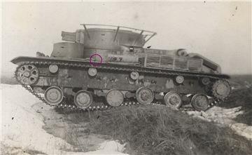 Т-28 с торсионной подвеской - Страница 2 60f233b76585t