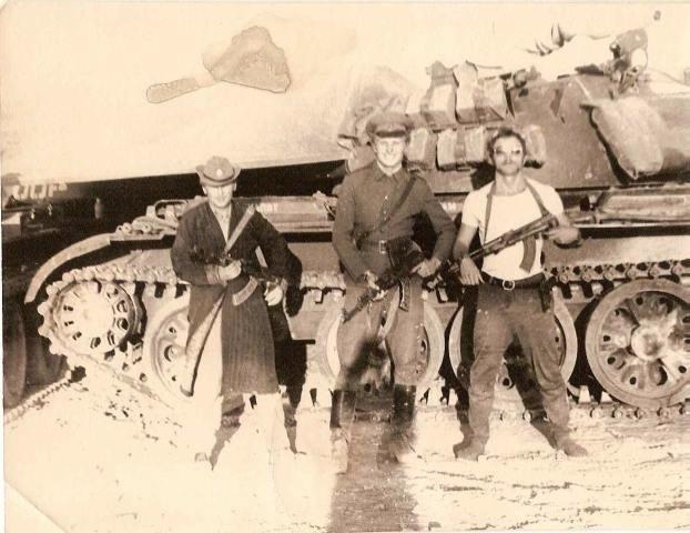 Т-55. ОКСВА. Афганистан 1980 год. 0aaa452c85db