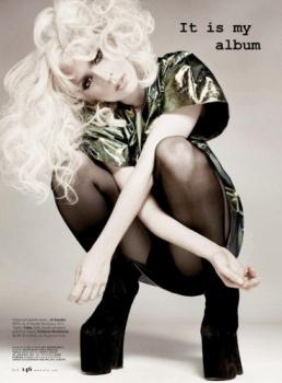Album of the Lady Gaga Cb81f5274417