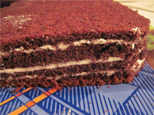"""Торт """"Шоколад на кипятке"""" 130e899376cb"""