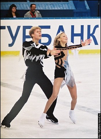 Оксана Домнина и Максим Шабалин/Роман Костомаров 1ce16694fdd3