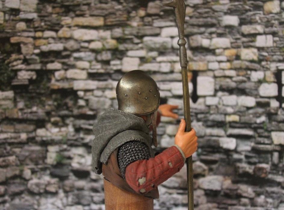"2 шиллинга 5 пенсов ""Medieval guard"", Автор: Дмитрий Фурсов, г. Тамбов. 3500ebdfb397"