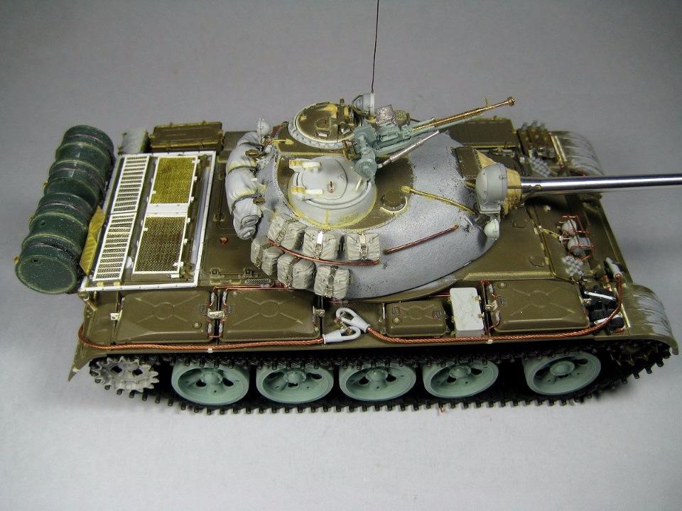 Т-55. ОКСВА. Афганистан 1980 год. - Страница 2 D0f8f0c4c107