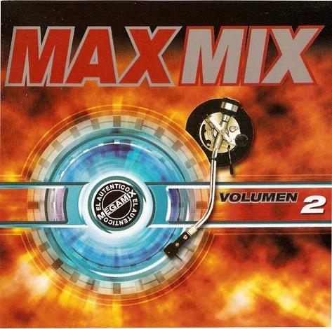 Max Mix - Vol 02  (Max Music Mexico) [2001] 8721715e9e61