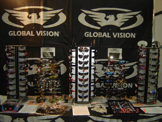 Спортивные, солцезащитные очки GLOBAL VISION USA. 14bab72856aa
