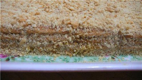 Торт из печенья 4973a9275ab3