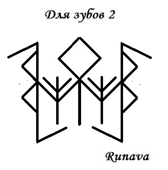 """Ставы """" Для зубов 1 и 2 """" от Runava 160ff5417819"""