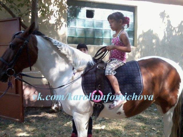 Каролина Фомичева, 7 лет, легкая форма ДЦП 4a600553feea