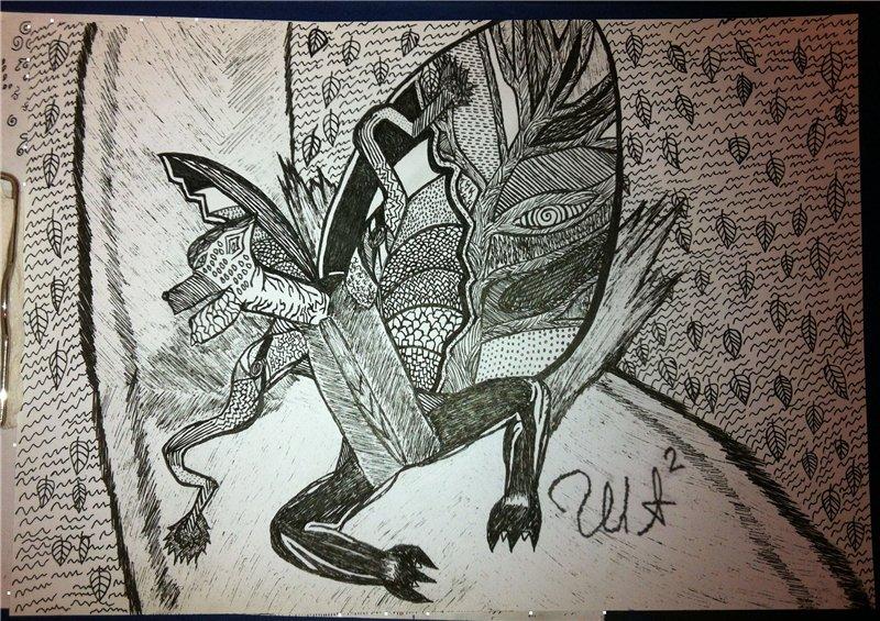 Рисунки Katamaru - Страница 2 415b3cb5e72a