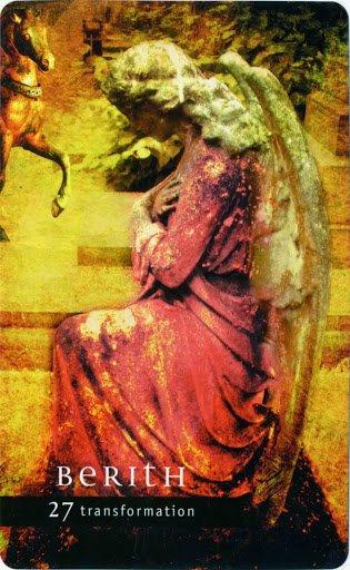 Оракул Падших Ангелов Найджела Саклинга. Fallen Angel Oracle by Nigel Suckling - Страница 2 2a0932f24c47