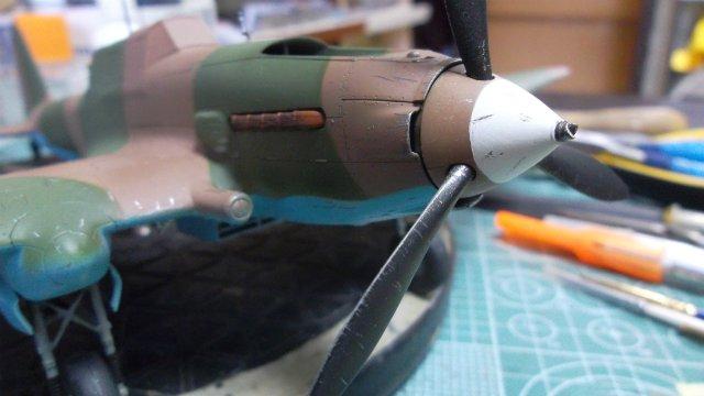 Ил-2, масштаб 1/48, (Tamiya 61113). Ff56feebf81a