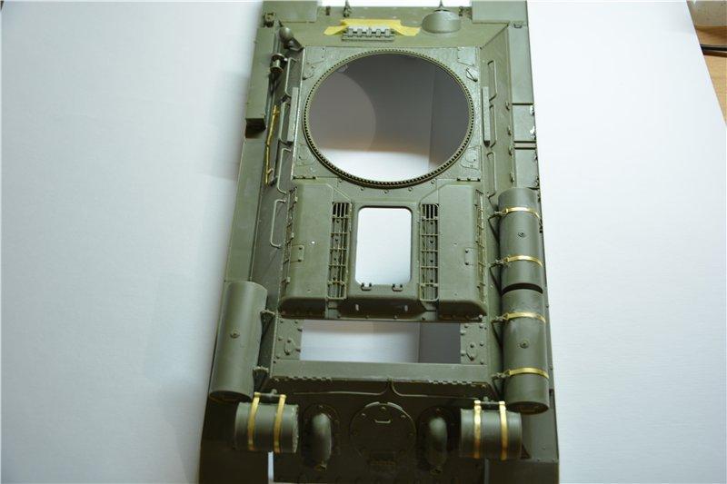 Т-34/85 model 1944г. Factory №. 174 маштаб 1/16 Trumpeter 94d235a4b151
