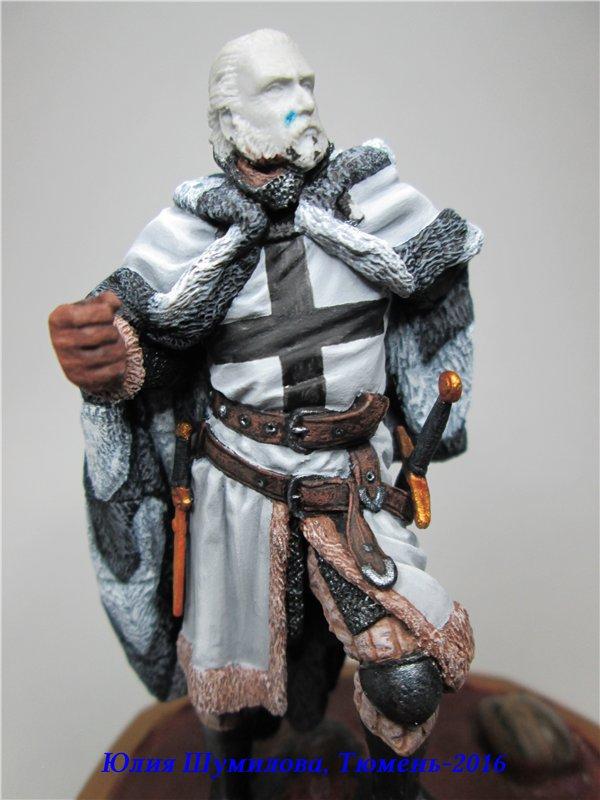 Великий Магистр Тевтонского ордена, 14в.. На Конкурс по росписи миниатюры. B44aefff9871