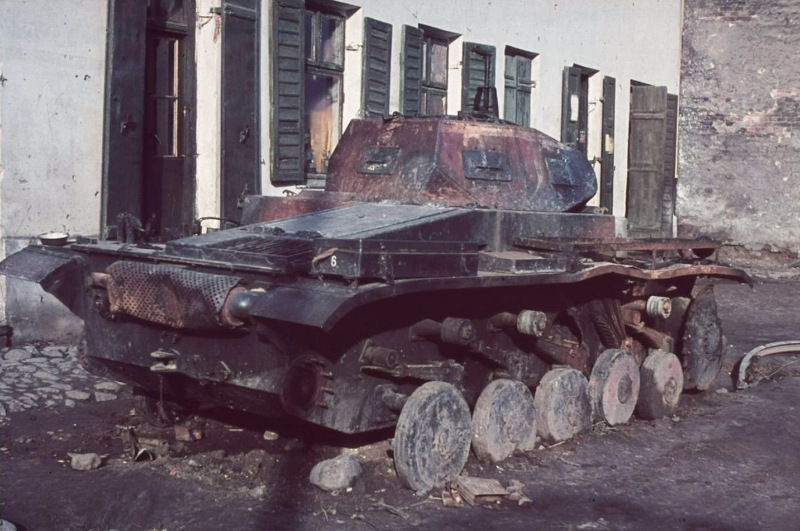 Pz.Kpfw.II Ausf.C 1/35 (Арк-модел) 20ac3bd1d73b