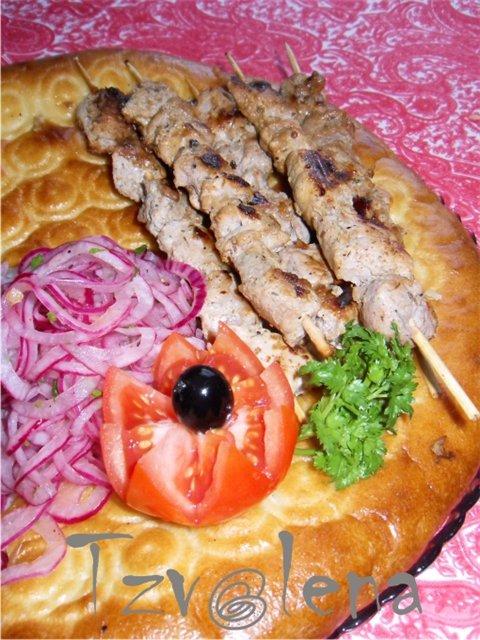 блюда - Мясо как оно есть, тушеное, вяленое, копченое. Блюда с мясом - Страница 9 07c8e85bc9d2