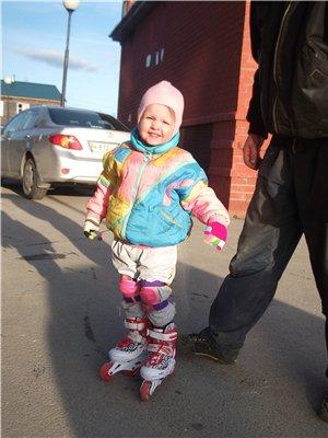 В каком возрасте можно ставить ребенка на коньки? - Страница 2 3bc920be791a