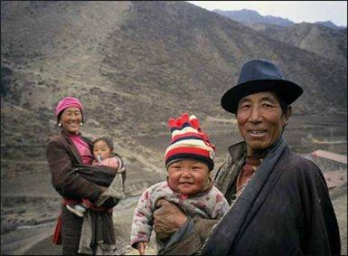 Tíbet, fotografías de 1950-1960 C0484944720d
