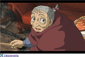 Ходячий замок / Движущийся замок Хаула / Howl's Moving Castle / Howl no Ugoku Shiro / ハウルの動く城 (2004 г. Полнометражный) 3faad2fde712t