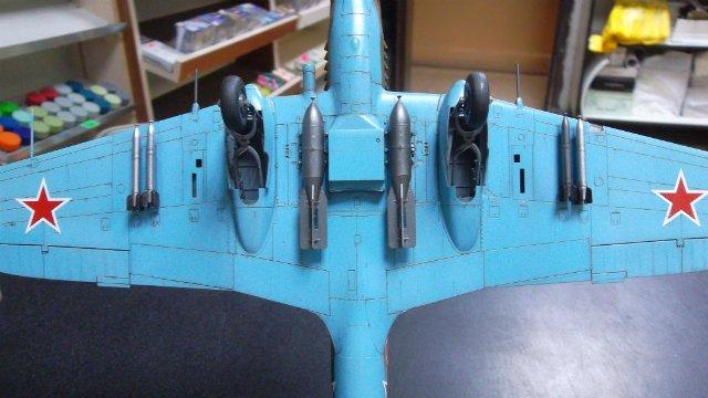 Ил-2, масштаб 1/48, (Tamiya 61113). Da922545af8b
