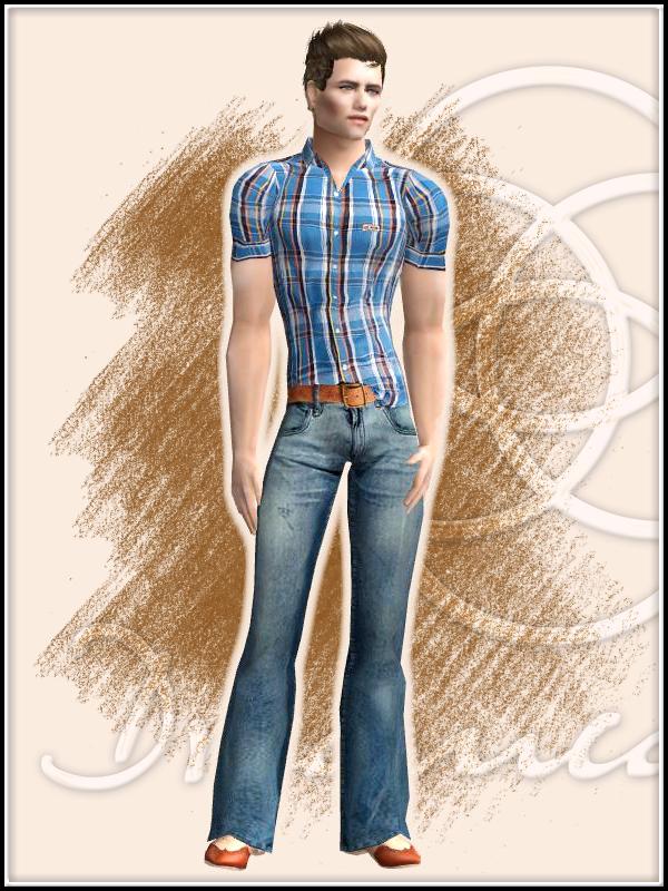 Торговый зал: Мужская одежда 0ae2992ea726