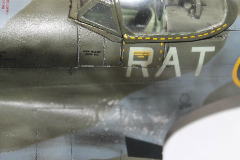 Supermarine Spitfire Mk. 22 Revell. 1/32 38c8f65c79e0