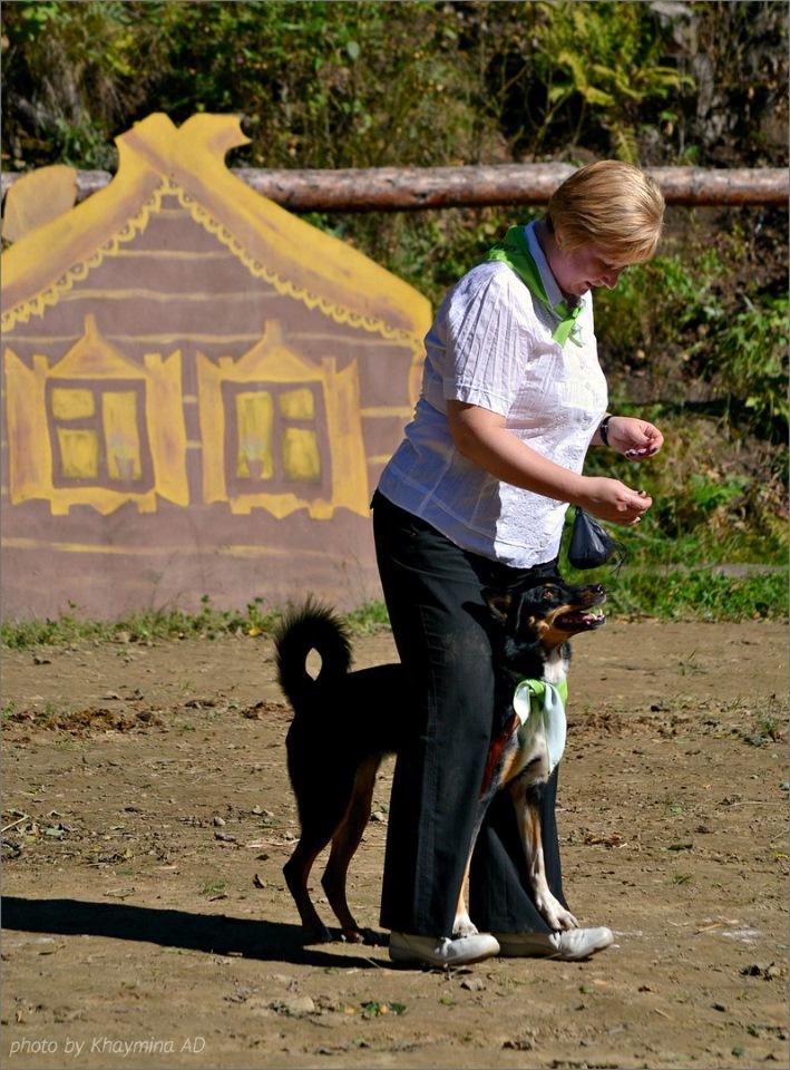 Танцы с собаками - Страница 3 Cad8b6f47b61