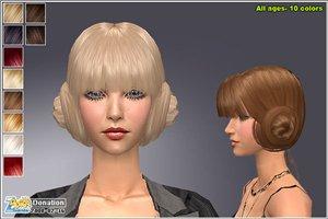 Женские прически (короткие волосы, стрижки) - Страница 5 70c6ee13e077