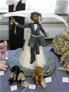 Время кукол № 6 Международная выставка авторских кукол и мишек Тедди в Санкт-Петербурге - Страница 2 639c5fea43dbt