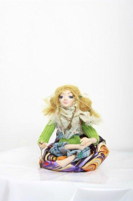 Куклы из самозастывающей и запекаемой пластики Edba5a3dc744