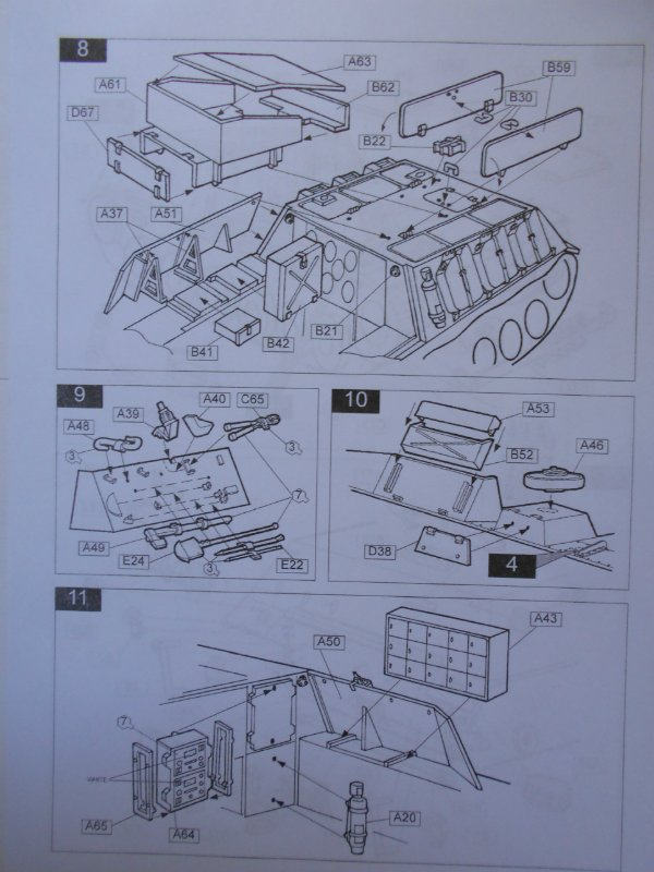 Немецкое 150-мм самоходное орудие Штурмпанцер II 1/35 (Арк модел) Fe67a239d3d9