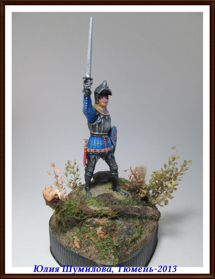 Французский рыцарь, 2-я пол. 14 века Da339304d20e
