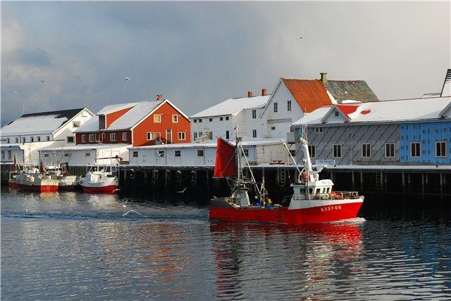 Норвегия (путешествуем, фотографируем, обсуждаем) 670645743b36