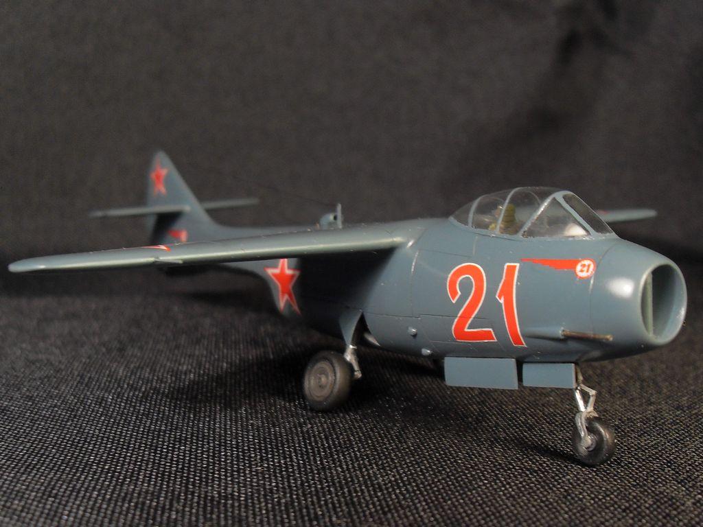 Ла-150 1/72 Prop & Jet 49f88bbca9c5
