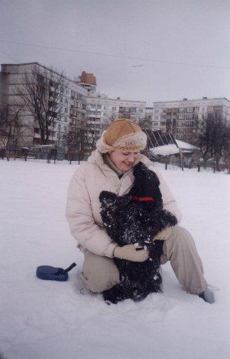 Собаки Татьяны Моисеенковой, кот Мензурка D8f05fb3fce6