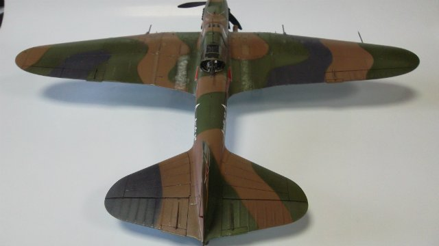 Ил-2, масштаб 1/48, (Tamiya 61113). D934e2fbbffd