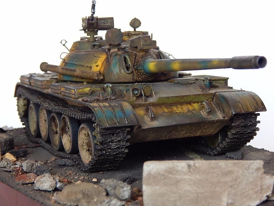 Сирийский Т-55А 0c497c6694a4