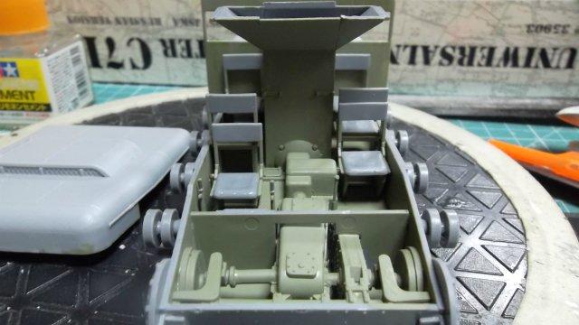 Тягач Т-26 / трофейный польский С7Р, 1/35, (Mirage hobby 35903). 2f7d21d211be