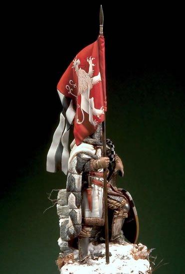 Великий Магистр Тевтонского ордена, 14в.. На Конкурс по росписи миниатюры. 58d3bf32b15c