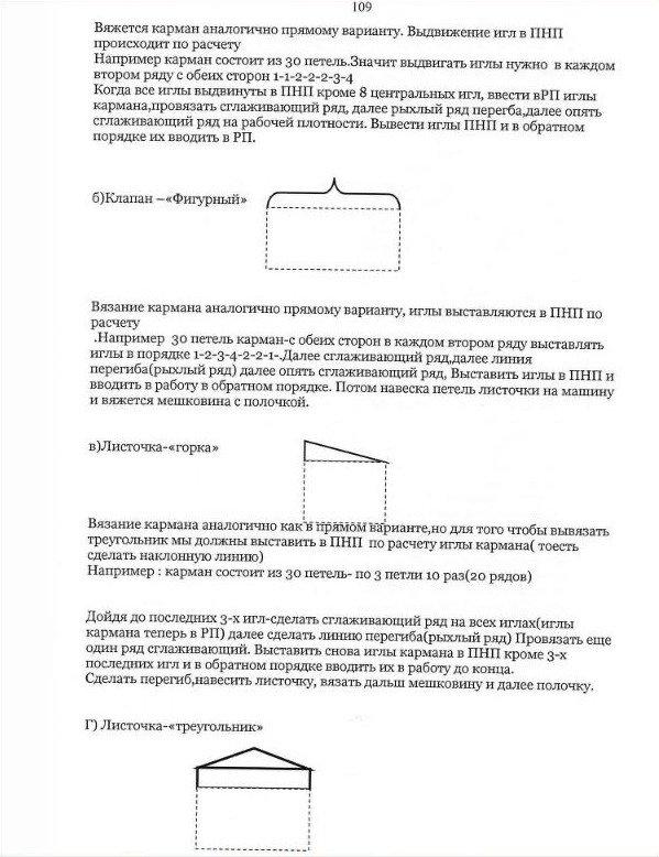 Начальный курс по обучению вязания на вязальной машине SILVER REED   - Страница 5 0e20c92aee79