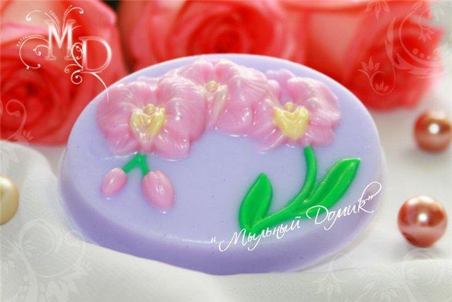 Цветочное  мыло - Страница 17 7f4e012eabe3