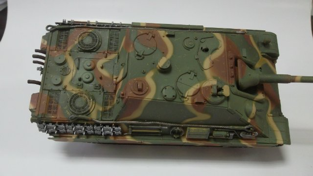 Jagdpanther, 1/35, («Tamiya» 35203). 86f925e72e1c