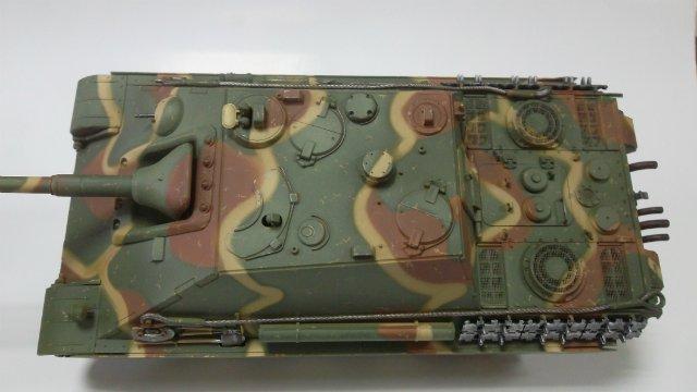 Jagdpanther, 1/35, («Tamiya» 35203). 4f56dbdc093d